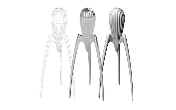 Modellazione CAD 3D - Servizi